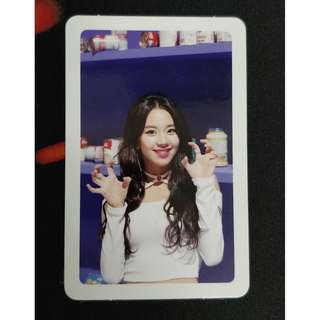 [WTS] TWICE Heart Shaker Chaeyoung Photocard
