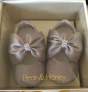 Pear & Honey Boutique Shoes for Baby Girl