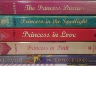 Princess Diaries (Meg Cabot)