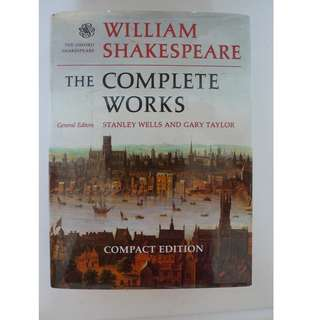 William Shakespeare - The Complete Works - Compact Edition