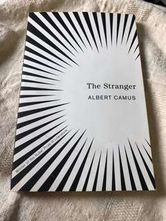 The Stranger - Albert Camus