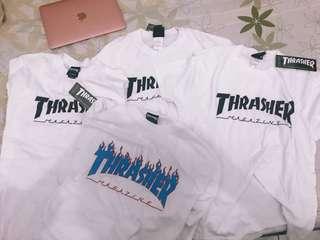 Thrasher Tee 100% Original