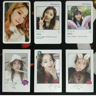 [WTS] TWICE Twicetagram Photocard