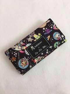 jujube tokidoki space place be rich long wallet