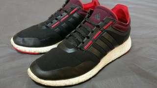 🚚 精選二手 7成新 Adidas Boost 慢跑鞋 防潑水 25cm