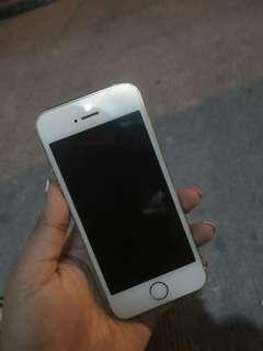 Iphone 5s, 32gb, FU