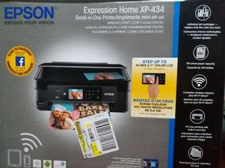 Epson Small-in-One Printer