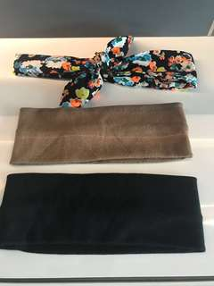 Topshop Hairbands 3Pcs Set $20