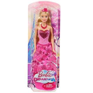 Barbie 12 inch princess fairytale doll