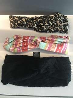 Zara Headbands Set $20