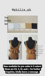 The Doris Swimwear Set