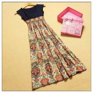 Boximiya Long Dress