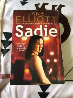 Sadie - Jane Elliott