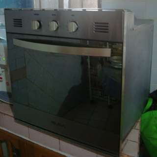 ELBA Built-in Oven (Gas Type)