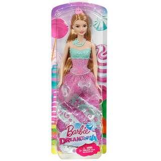 Barbie 12inch doll fairytale princess