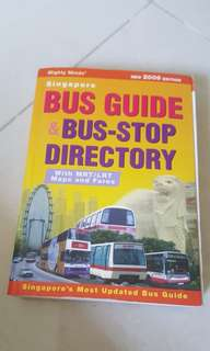 Singapore Bus Guide and Bus Stop Directory