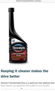 Techron concentrate plus 355ml