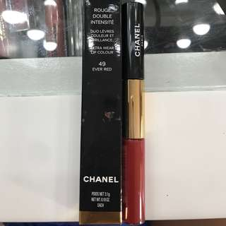 Chanel liquid lipstick - ever red