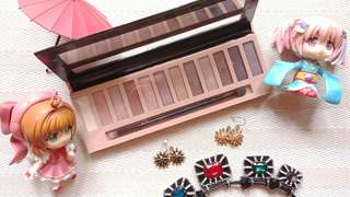 Eyeshadow L.A. Girl Nudes