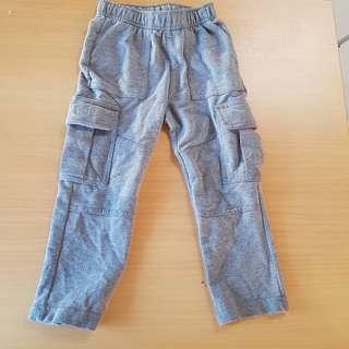Gray baby Jogging pants