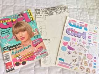 Taylor Swift total girl