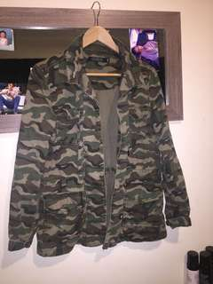 Glassons camo jacket