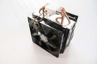 Coolermaster Hyper 212 CPU Cooler (Dual Fan setup)