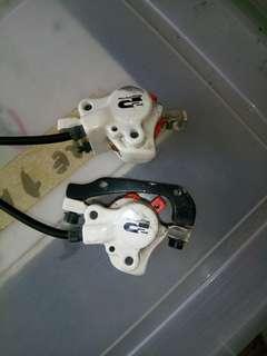 Hydrualic brakes