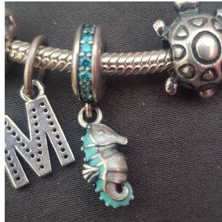 Pandora Seahorse Charm (100% genuine)