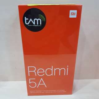Xiaomi Redmi 5A Kredit Murah