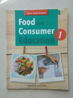 Secondary 1 Food And Consumer Education Express/Normal ( Academic )