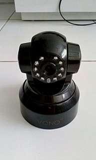 Wireless-N Pan/Tilt IP Camera
