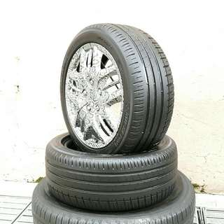 Used 195/50 R15(Sold) Michelin (2pcs) 🙋‍♂️