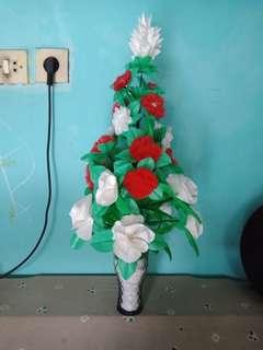 Bunga Platik Handmade