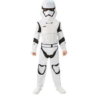 Starwars Stormtrooper Children Costume