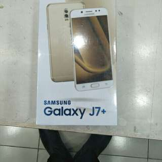 Samsung Galaxy J7plus