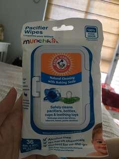 Munchkin Pacifier Wipes
