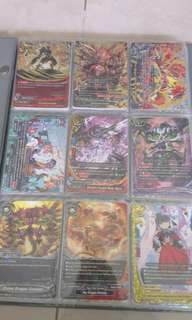 More buddyfight cards from my album