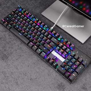 Gaming Keyboard and Mouse Bundle (SADES)