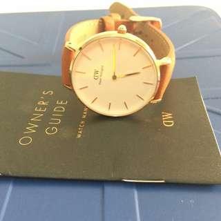 全新DW 女裝手錶