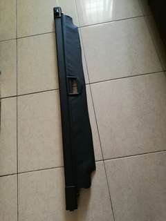 Opel Zafira - Parcel Shelf