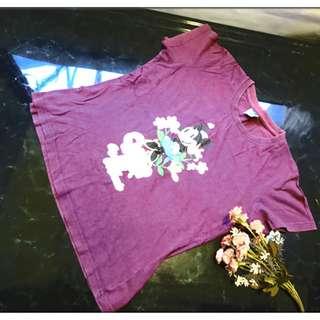 夏天 女童 小孩 兒童 短袖 ㄒ恤 約小一至小三 出清 只售49元