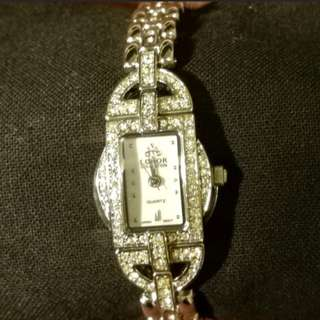 LOBOR Bling Bling Quartz Watch