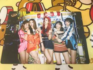 EXID yes card