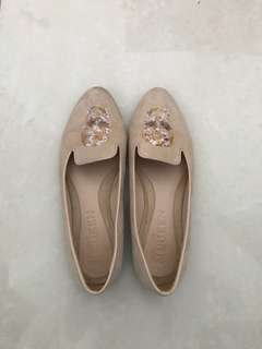 Alexander McQueen Shoes Flat size 37.5