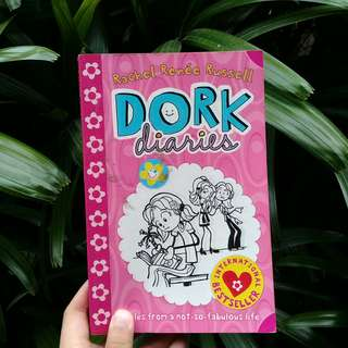 Dork Diaries by Rachel Reneé Russell