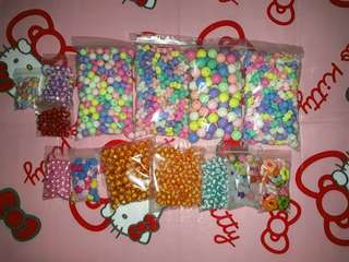 Colourful Beads for sale..