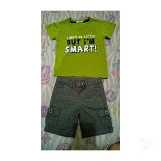 Just Tees For Boy 1-2 y/o