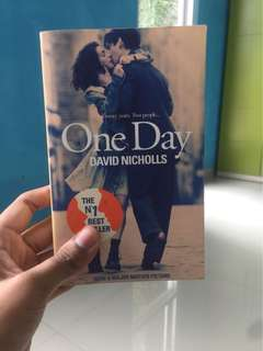 One Day - David Nicholls (in English)