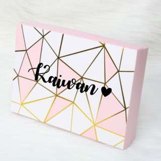 Personalize/ Customize Bridesmaid Box Gift Box Birthday Box